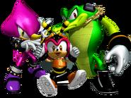 Team Chaotix