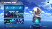 Transformed Arcade Cup