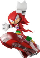 Knuckles Free Riders 2
