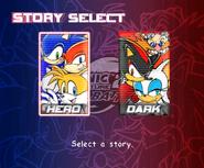 SA2 Story Select 1