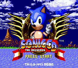 File:Sonic CD Game Logo.png