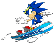 Sonic Channel Sonic art 5