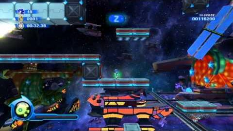 Sonic Colors - Starlight Carnival Act 6 HD