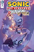 Sonic the Hedgehog: Tangle & Whisper Issue 1