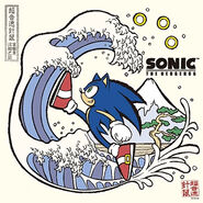 TGS2015 Sonic