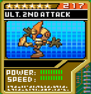 Ult 2nd attack