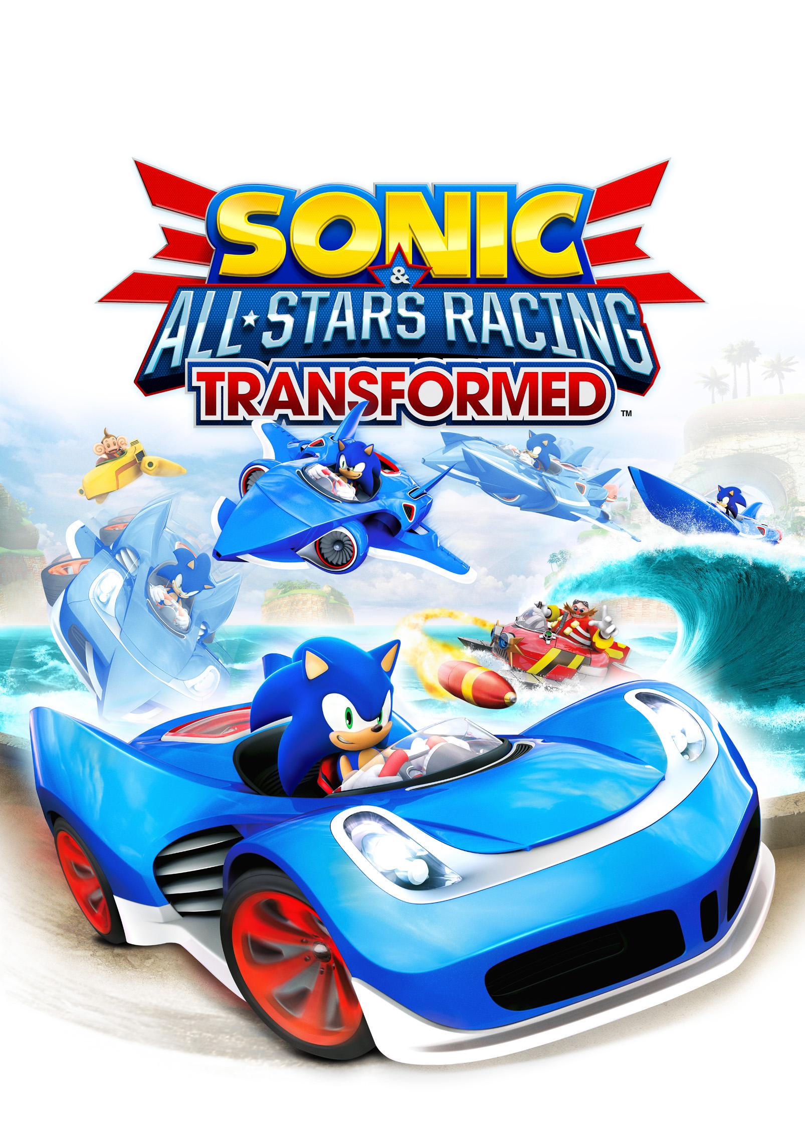 Sonic & All-Stars Racing Transformed | Sonic News Network | FANDOM