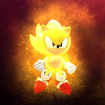 Super Sonic Classic Sonic S World Sonic News Network Fandom