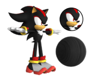 Forces Model Shadow