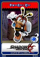 Shadow the Hedgehog karta 9