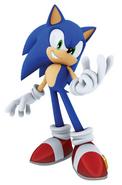 Sonic 2006 Art Alt