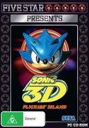 Sonic 3D - PC AU FSG