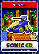 Sonic CD karta 7