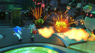Sonic Forces Tag Team 2