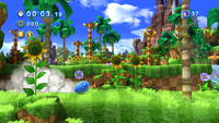 Sonic Generations Spin Dash