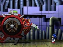 Sonic vs Egg Viper Sonic X