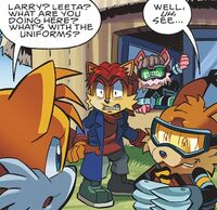 Tails Uncovers Secret FF