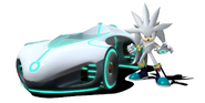 Team Sonic Racing Silver