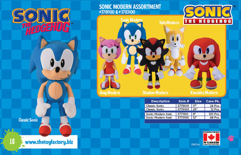 Toy Factory Sonic News Network Fandom