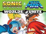 Sonic the Hedgehog/Mega Man: Worlds Unite Volume 2: Broken Bonds