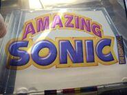 Amazing Sonic logo