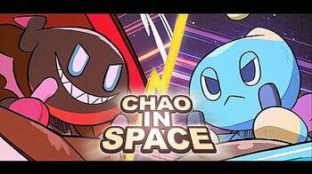 Chao In Space - Official Animation