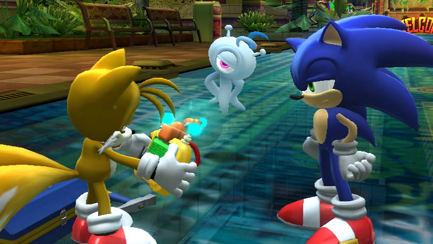 Image - Miles Electric Sonic Colors Bugs.png | Sonic News Network ...
