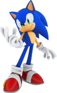 STH3D Sonic15thPose