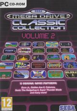 Sega Mega Drive Classic Collection - Volume 2