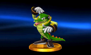 Smash 4 3DS Trophy Screen 11