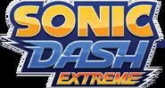 SonicDashExtreme Logo