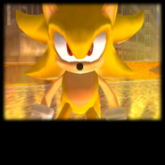Sonic Adventure Credits (Super Sonic 14)