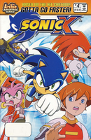 Archie Sonic X Issue 04