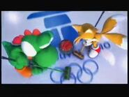 Yoshi & Tails in Curling