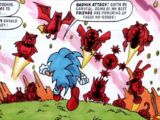 Badnik (Sonic the Comic)