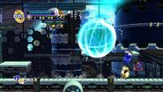 Metal Sonic i Eggmobile 6