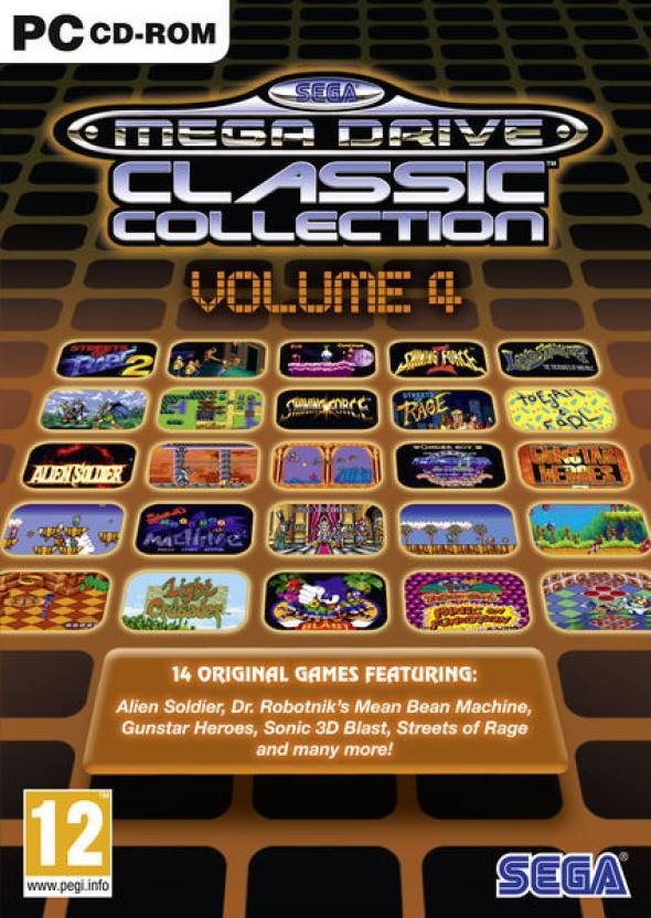 Sega Mega Drive Classic Collection - Volume 4 | Sonic News Network