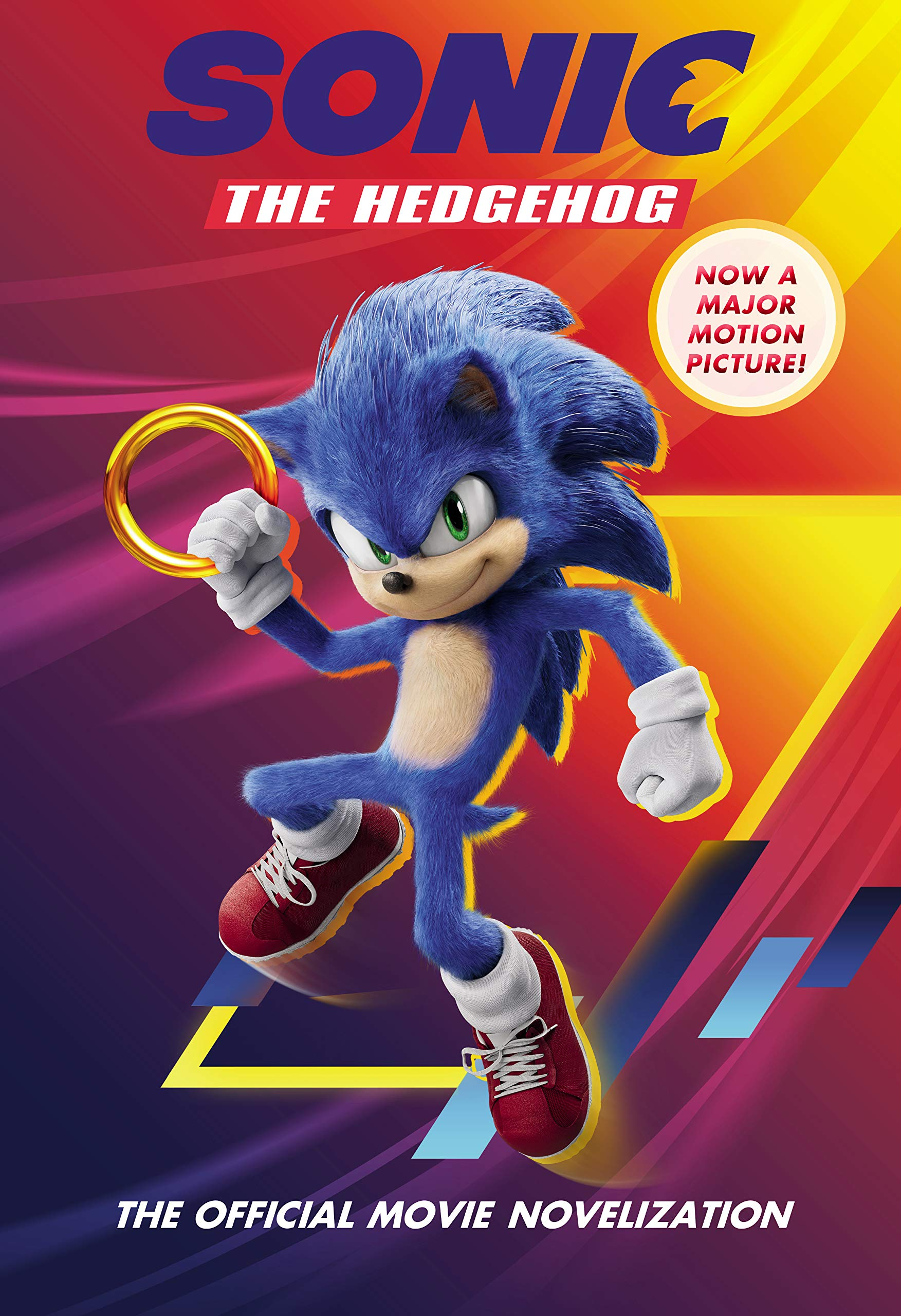 Sonic The Hedgehog The Official Movie Novelization Sonic News