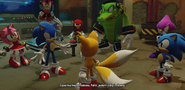 Sonic Forces cutscene 198