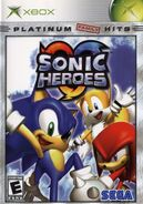 Sonic Heroes Platinum Family Hit