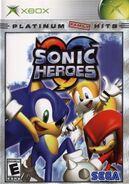 Sonic Heroes Platinum Family Hit
