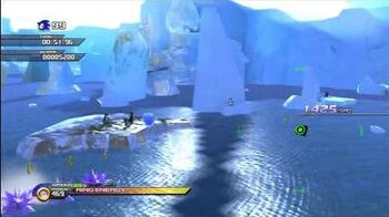 Sonic Unleashed Holoska Day (Cool Edge Act 2) 1080 HD