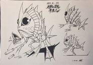Sonic X Metarex Concept 12