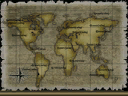 World Map (Babylon's airship map)