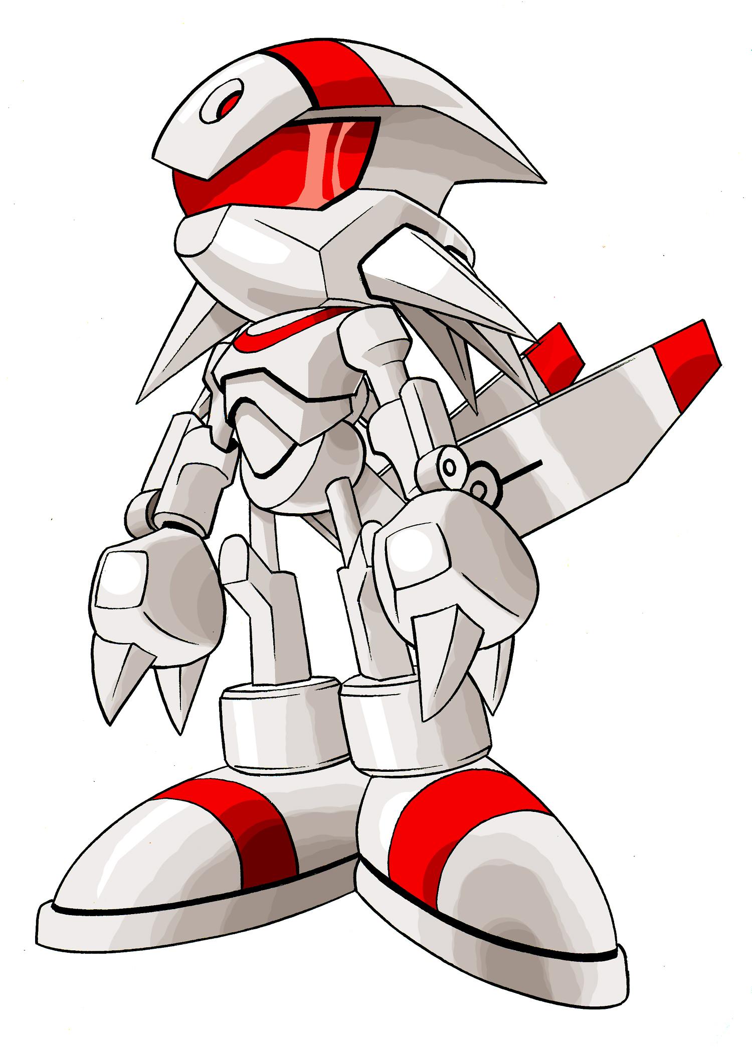 X Robot | Sonic News Network | FANDOM powered by Wikia