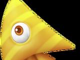 Żółty Wisp