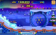 Frozen Factory - Night (Sonic Runners) - Screenshot 2