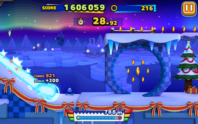 File:Frozen Factory - Night (Sonic Runners) - Screenshot 2.png