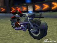 GUN Motorcycle