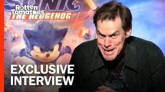Jim Carrey and 'Sonic' Cast Give the Hedgehog Redesign the Thumbs Up